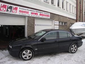 JAGUAR X-TYPE 3,0 V6 2001