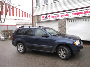 JEEP GRAND CHEEROKE 3,7 V6 2006