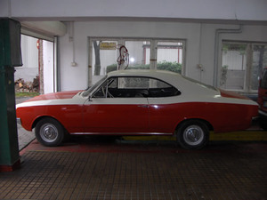 OPEL REKORD COUPE 1,6 1967