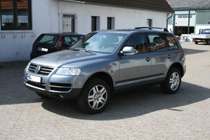 VW TOUAREG 3,2 V6 2004 SEQUENT PLUG AND DRIVE